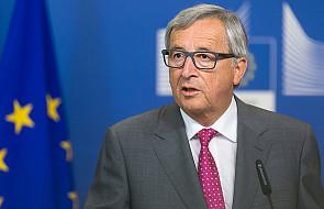 Juncker przedstawi nowe plany ws. uchodźców