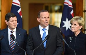 Decyzja Australii ws. przyjęcia uchodźców i ataku na IS
