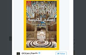 Arabia Saudyjska zabroniła dystrybucji okładki z papieżem