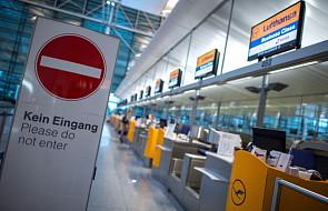 Strajk Lufthansy: 1 000 lotów odwołanych