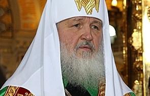 Patriarcha Cyryl: Ukraińcy i Rosjanie to bracia