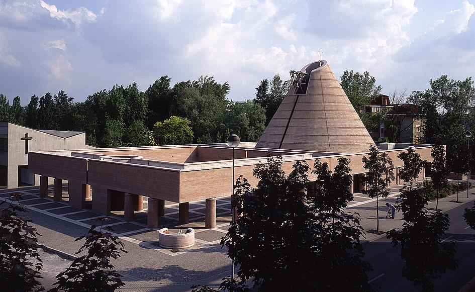 Niezwykły kościół bł. Odoryka z Pordenone - zdjęcie w treści artykułu nr 2