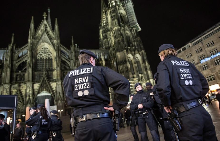 Niemcy: ataki na imigrantów w Kolonii