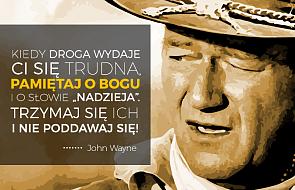 John Wayne. Kowboj, który został katolikiem