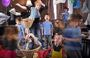 Jak odpoczywać mając małe dzieci?