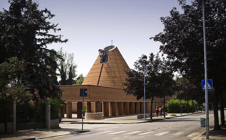 Niezwykły kościół bł. Odoryka z Pordenone - zdjęcie w treści artykułu