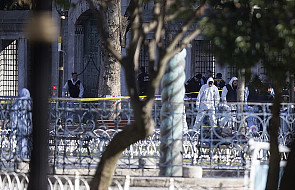 Turcja: ranni w wybuchu w centrum Stambułu