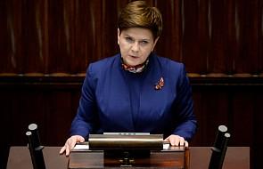 Szydło: demokracja w Polsce ma się dobrze