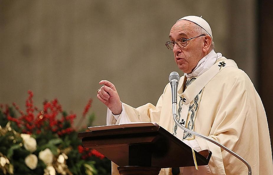 Papież: wiary nie uczy się z książek, to dar Boga