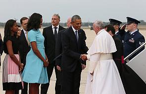 Obama w przemówieniu cytuje papieża Franciszka
