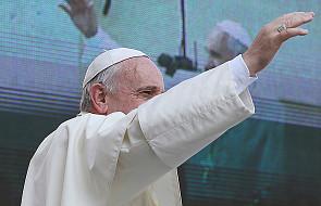 Franciszek trzecim papieżem w rzymskiej synagodze