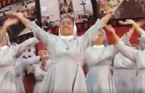 Te chińskie siostry wzbudziły podziw wszystkich [WIDEO]
