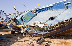 Lampedusa: drzwi święte na wyspie imigrantów