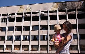 Ukraina: W kaplicy w Mariupolu otwarto Drzwi Miłosierdzia