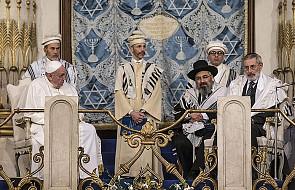 Papież: żydzi i chrześcijanie stali się braćmi i przyjaciółmi
