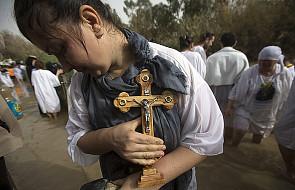 Rosja: prawosławne uroczystości Chrztu Pańskiego