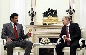 Rosja i Katar chcą rozwijać współpracę