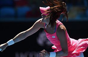 Australian Open:  Radwańska w drugiej rundzie