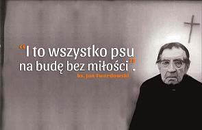 10 najpiękniejszych cytatów ks. Jana Twardowskiego