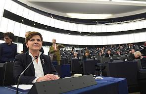 W Parlamencie Europejskim debata o Polsce
