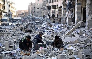 Syryjska opozycja oskarża Rosjan o ataki na cywilnów