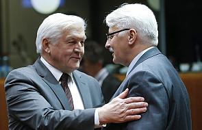 W czwartek szef MSZ Niemiec złoży wizytę w Warszawie