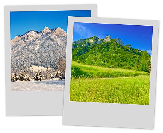 Góry na (prawie) każdą pogodę - zdjęcie w treści artykułu nr 1