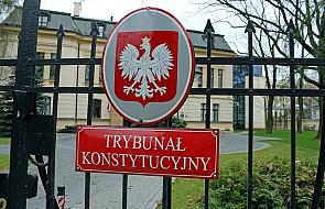 PO złożyła w TK wniosek ws. ustawy o służbie cywilnej