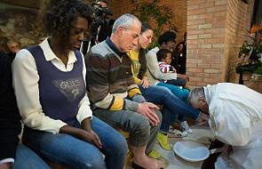Czy papież może obmywać nogi kobietom?