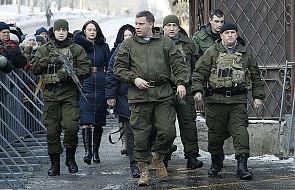 Zbiórka na rzecz walczących w Donbasie