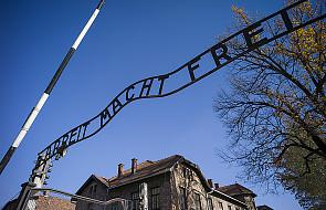 Auschwitz nie da się zapomnieć
