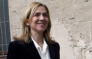 Siostra króla Hiszpanii sądzona za korupcję