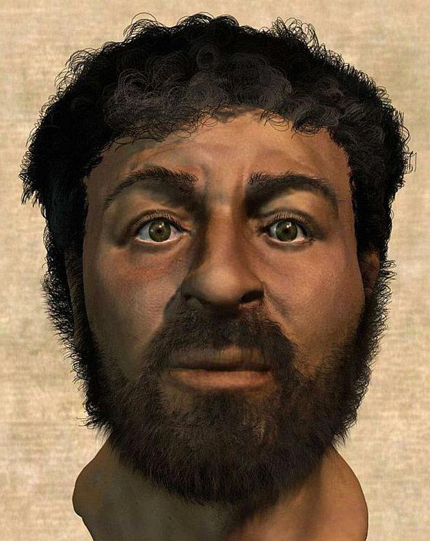 Czy tak wyglądał Jezus? - zdjęcie w treści artykułu nr 1