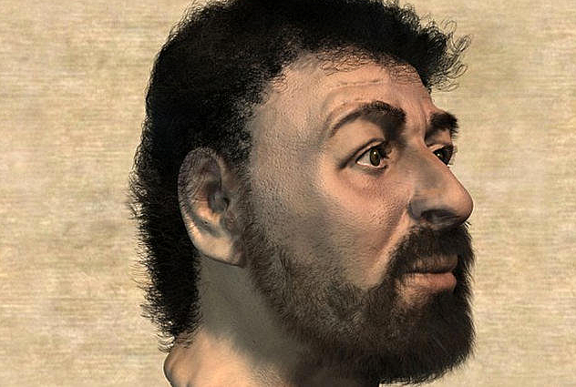 Czy tak wyglądał Jezus? - zdjęcie w treści artykułu