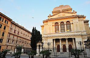 Rabin Rzymu przed wizytą papieża w synagodze