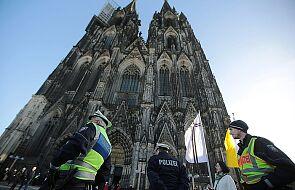 Policja: wśród sprawców w Kolonii byli azylanci