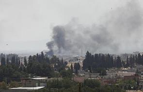 Obserwatorium: Rosjanie bombardują w okolicy Aleppo
