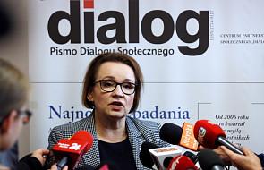 Zalewska: reforma edukacji jest przemyślana