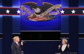 Debata Clinton-Trump o wojnie syryjskiej i uchodźcach