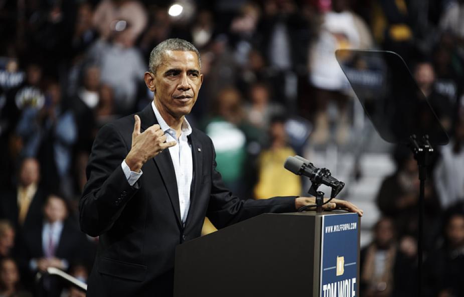 Obama ogłosił stan wyjątkowy w Karolinie Płn.