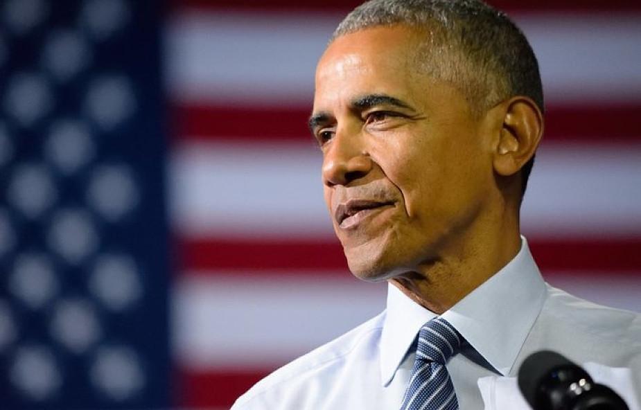 Obama zapowiada ekspedycję na Marsa za kilkanaście lat