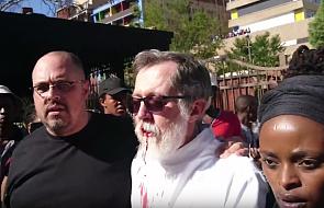 Jezuita broniący studentów postrzelony przez policję