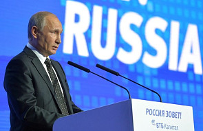 Putin: dialogu z administracją USA praktycznie nie ma