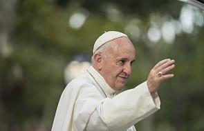 """Franciszek śledzi przebieg akcji """"Papież dla Ukrainy"""""""