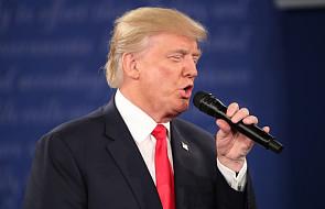 Trump nie rezyguje z taktyki spalonej ziemi