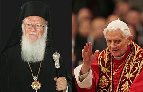 Benedykt XVI o Bartłomieju I: jest patriarchą naprawdę ekumenicznym