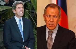W sobotę spotkanie Ławrowa i Kerry'ego w sprawie Syrii