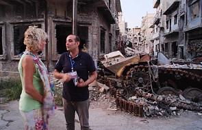 Apel Caritas Internationalis o zaprzestanie walk w Aleppo