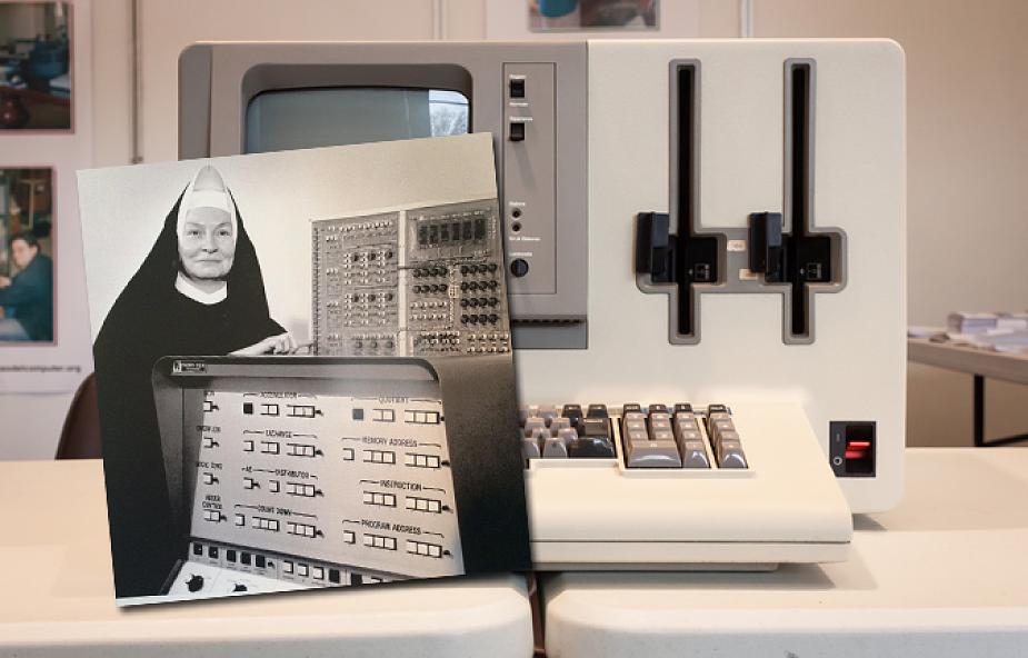 Pierwsza kobieta z doktoratem z informatyki była... zakonnicą