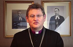 Bp Samiec: modlitwa z papieżem to efekt ekumenizmu